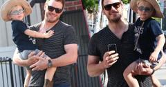 Chris Pratt son jack after divorce