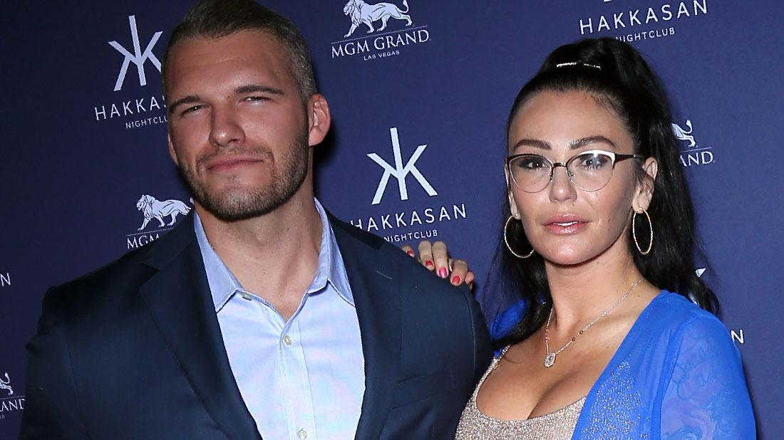 JWoww Parties In Las Vegas With New Boyfriend