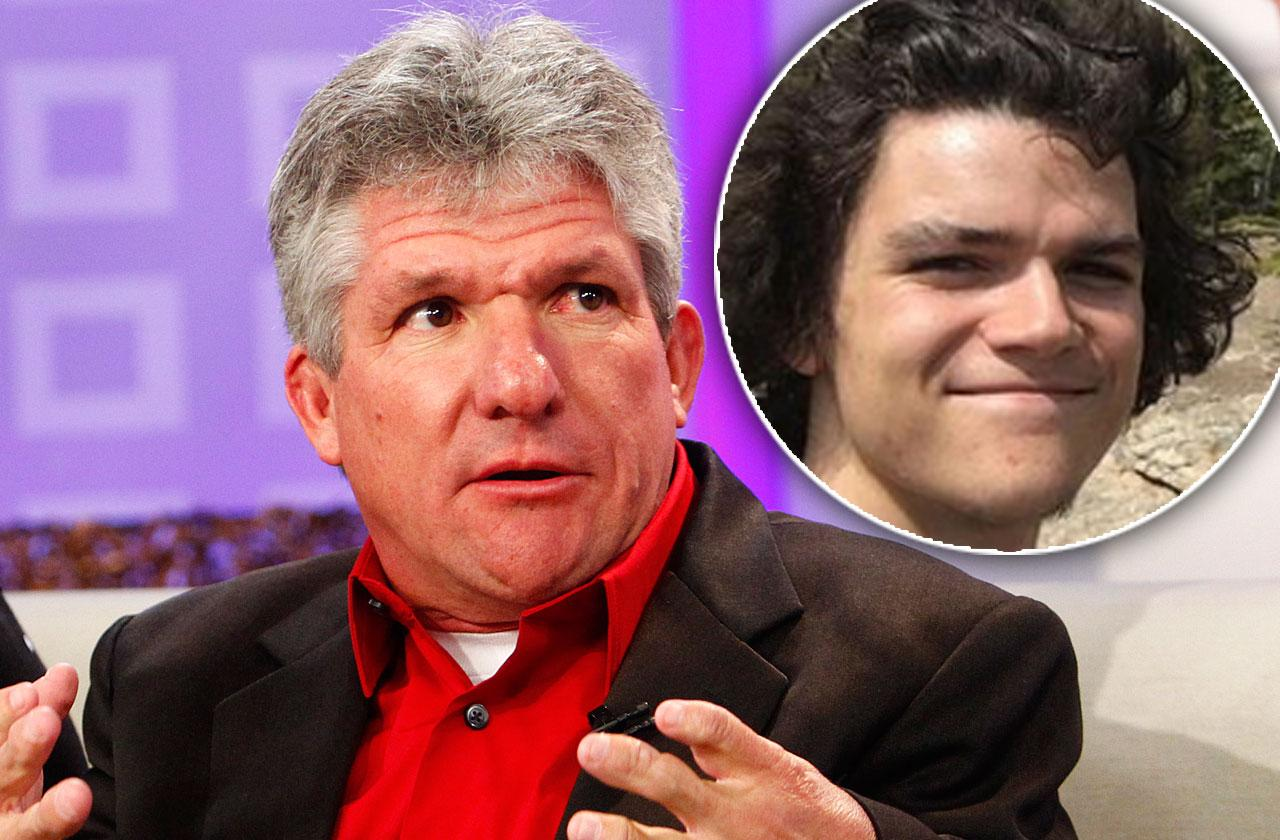 //jacob roloff fued dad matt pp
