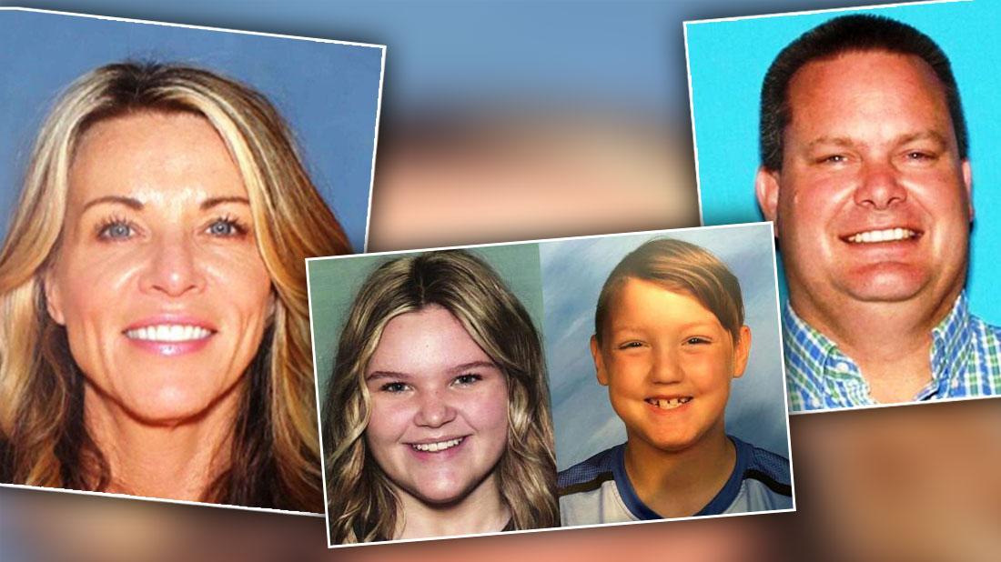 Idaho Cult Mother Lori Vallow & Husband Found, Kids Still Missing