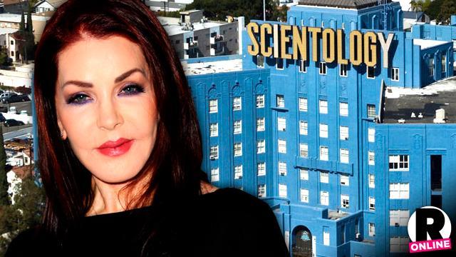 Prisiclla Presley Scientology Affair