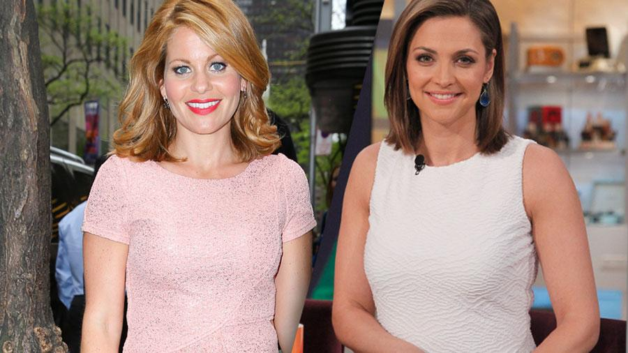 The View Candace Cameron Bure Paula Faris Host