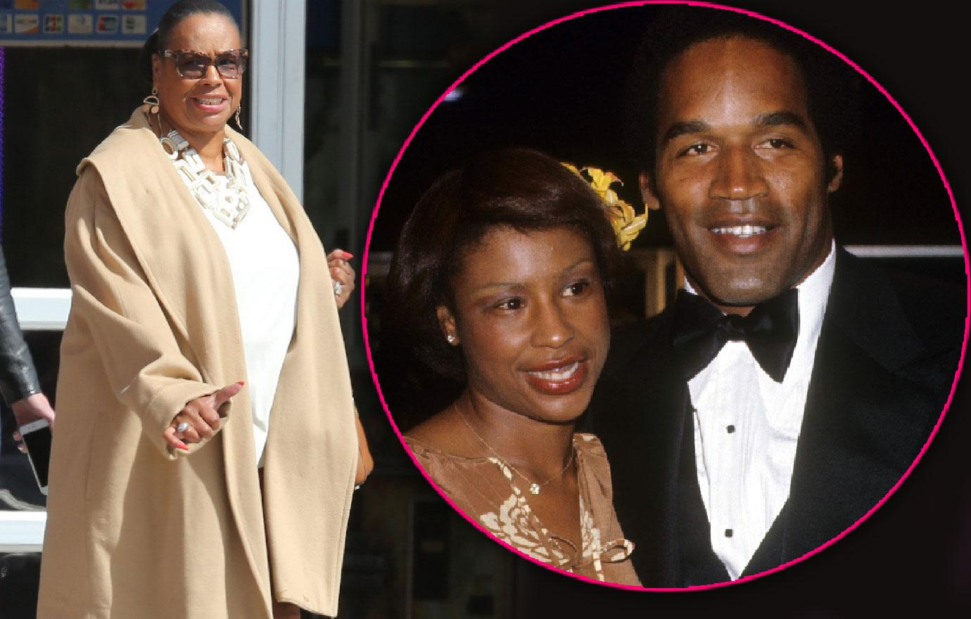 O.J. Simpson First Wife Marguerite Wants Nothing To Do With Him