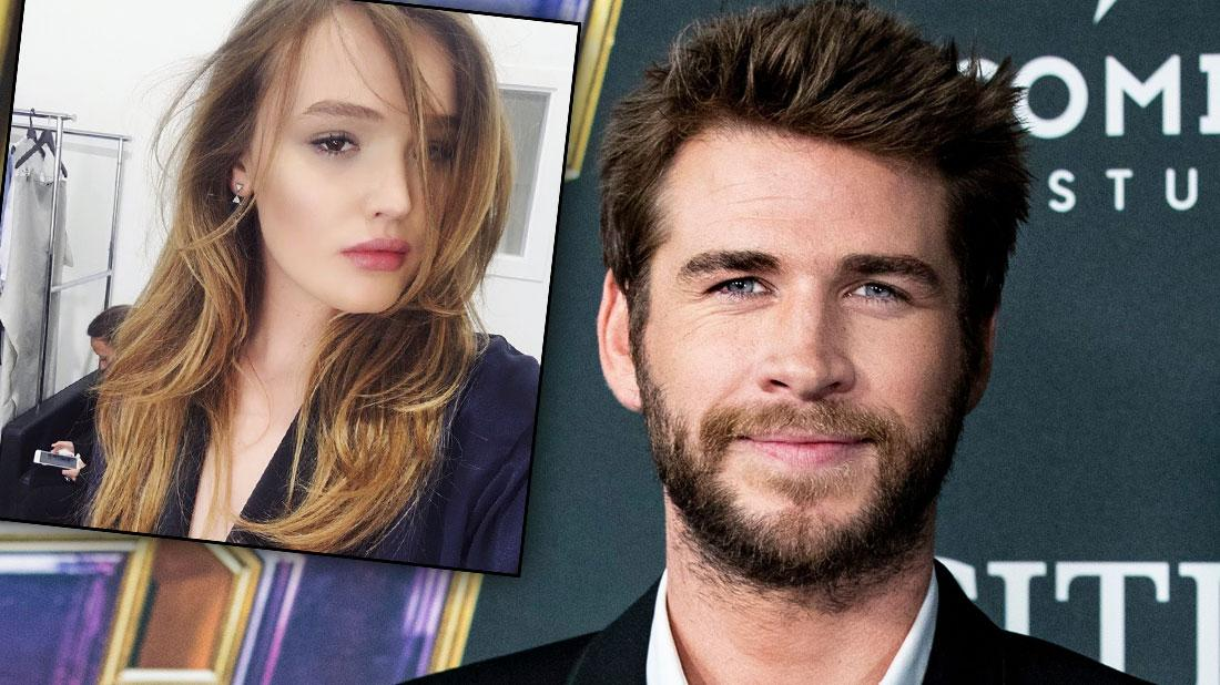 Liam Hemsworth New Girlfriend Maddison Brown