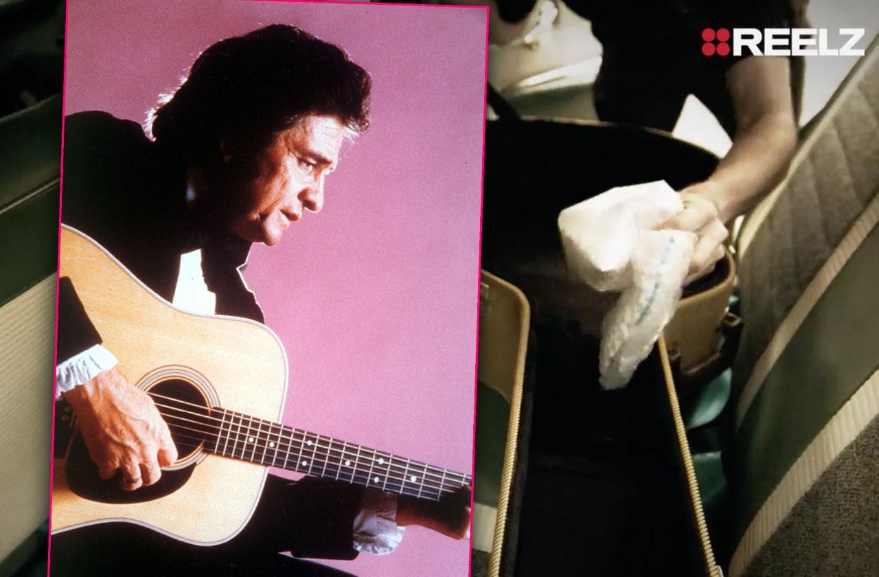 Johnny Cash Took 100 Pills Drug Habit