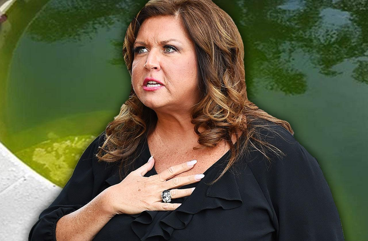 abby lee miller traveling florida house of horrors