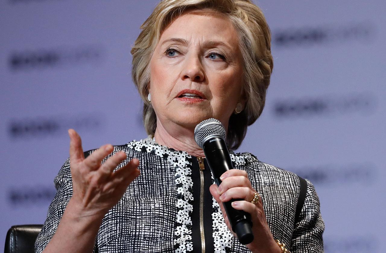Hillary Clinton Memoir Mistakes