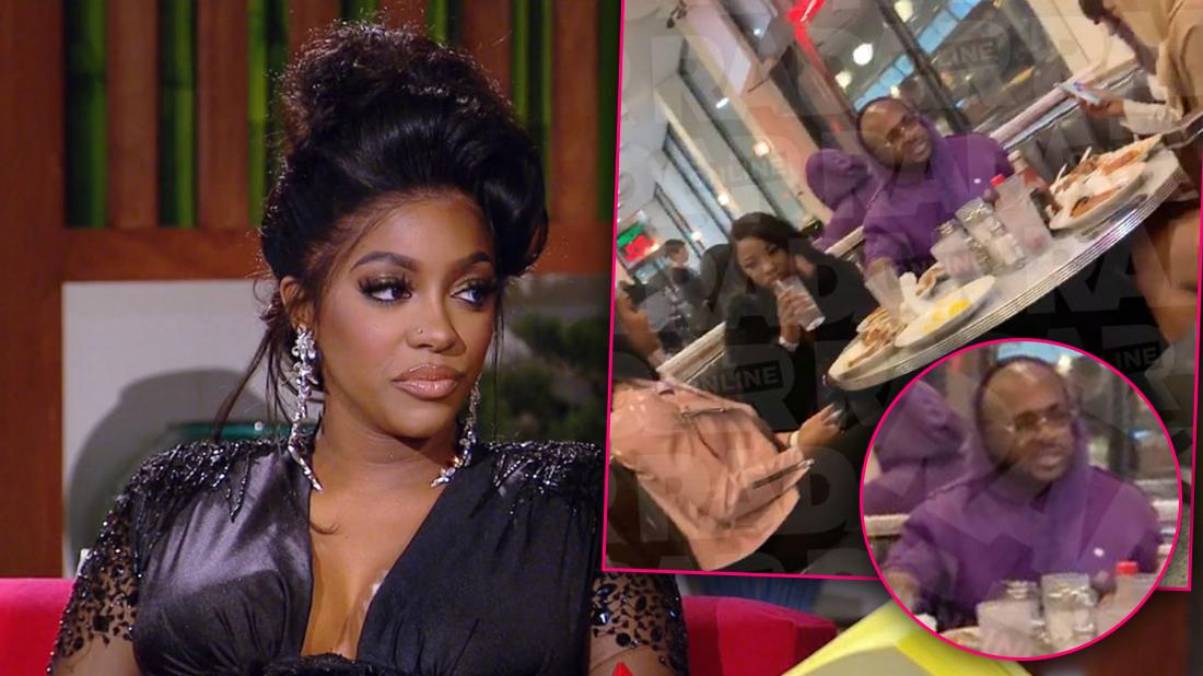 'RHOA' Star Porsha Williams Is 'Ignoring' Shocking Video Of Fiance With Four Women At 4AM!