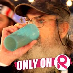 //duck dynasty alcohol drinking cup sq