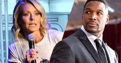 //Michael strahan quits live kelly ripa feud turn on cohost pp