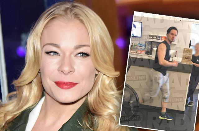 //leann rimes divorce dean sheremet personal trainer new york pp