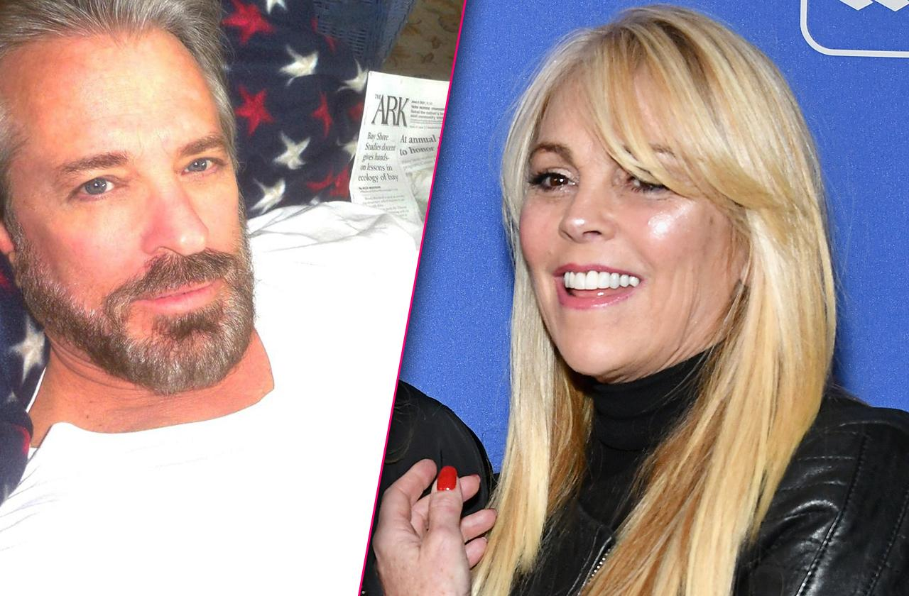 Dina Lohan Facebook Boyfriend Vows To Marry Her Exclusive Interview