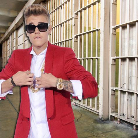 //justin bieber special treatment in jail
