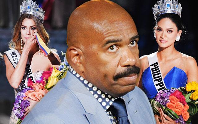 Steve Harvey's Miss Universe Mistake: Comedian Suffered 'Sleepless Nights'