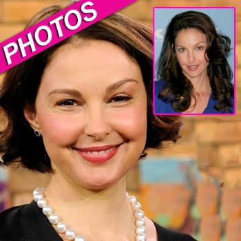//ashley judd face injections