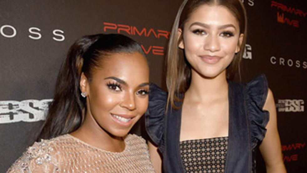 //Ashanti Zendaya Primary Grammy Party