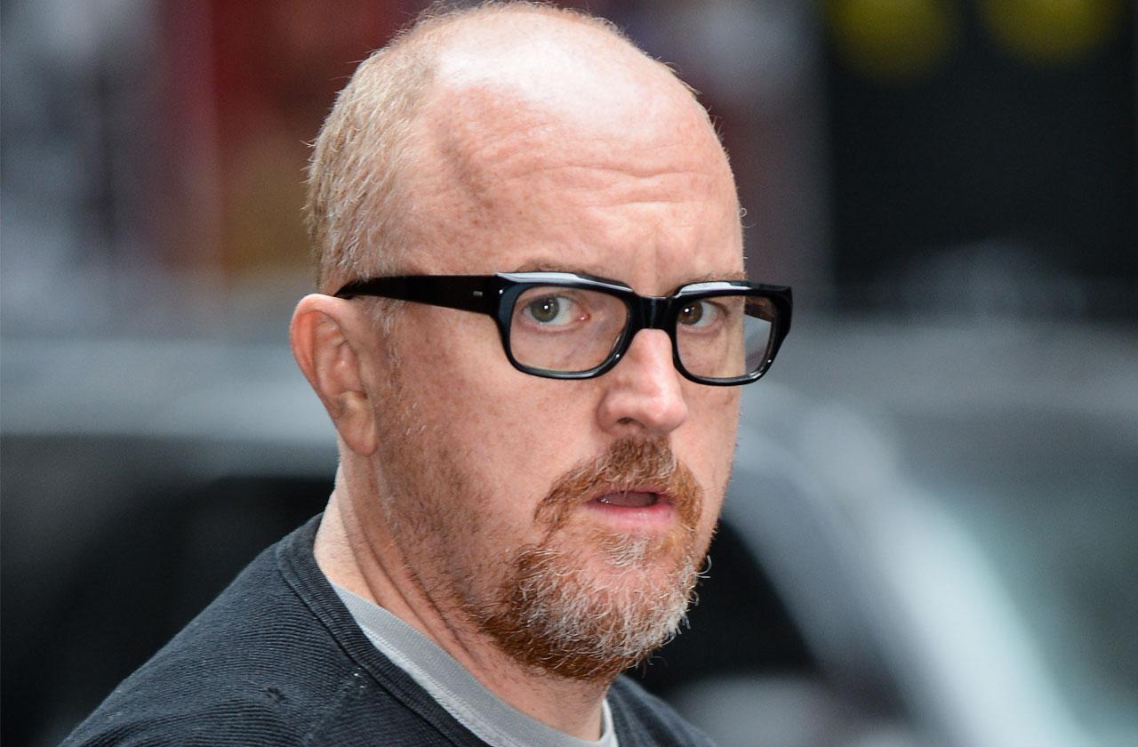Louis CK Sex Scandal Feet