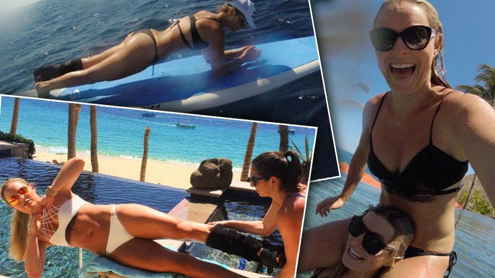 Lindsey Vonn Bikini Body Instagram
