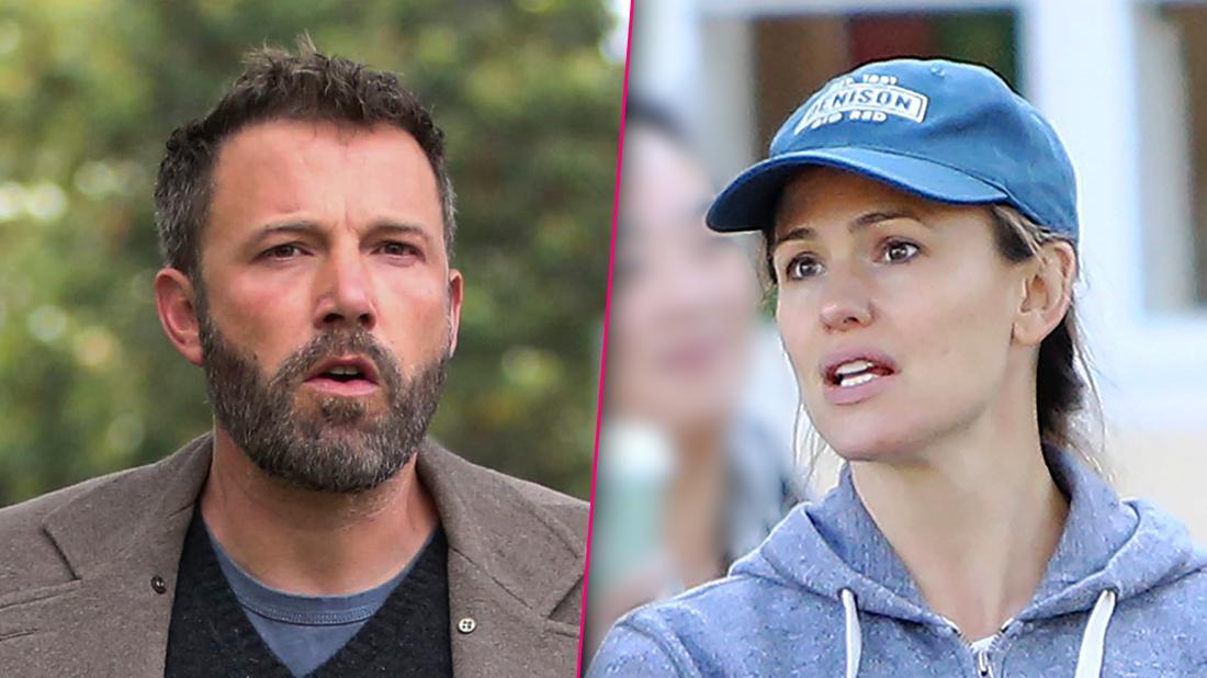 Ben Affleck's Bad Choices Ruined Bond With Jennifer Garner