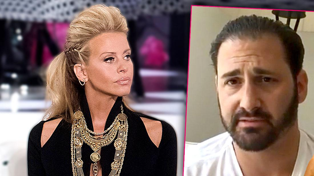 Arrest Made In 'RHONJ' Star Dina Manzo's Brutal Home Invasion & Robbery