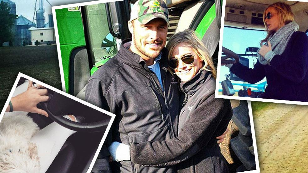 Whitney Bischoff & Chris Soules Farm