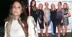 Bethenny Frankel 'Regrets' Leaving 'RHONY' & Is Under 'Tons Of Pressure' With New Gig