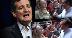 //ted cruz heated exchange donald trump supporter video