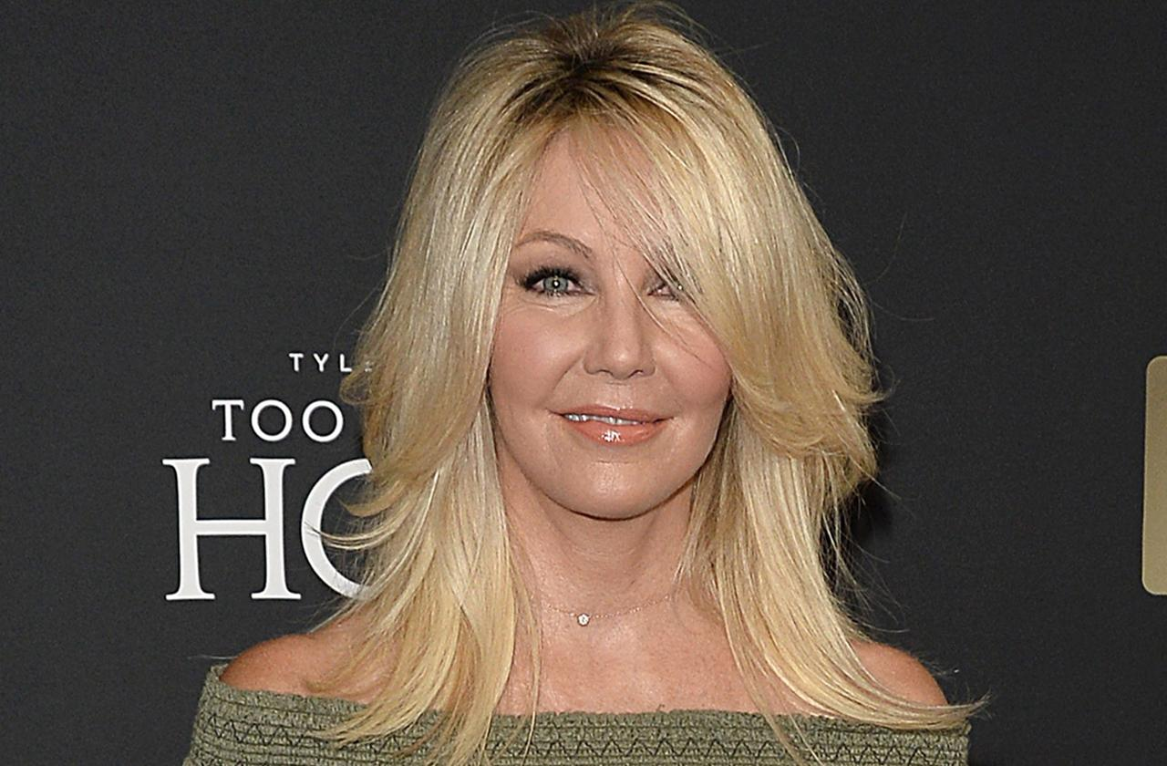 Heather Locklear Out of Rehab On Sunday