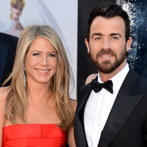 //jennifer aniston justin theroux square getty