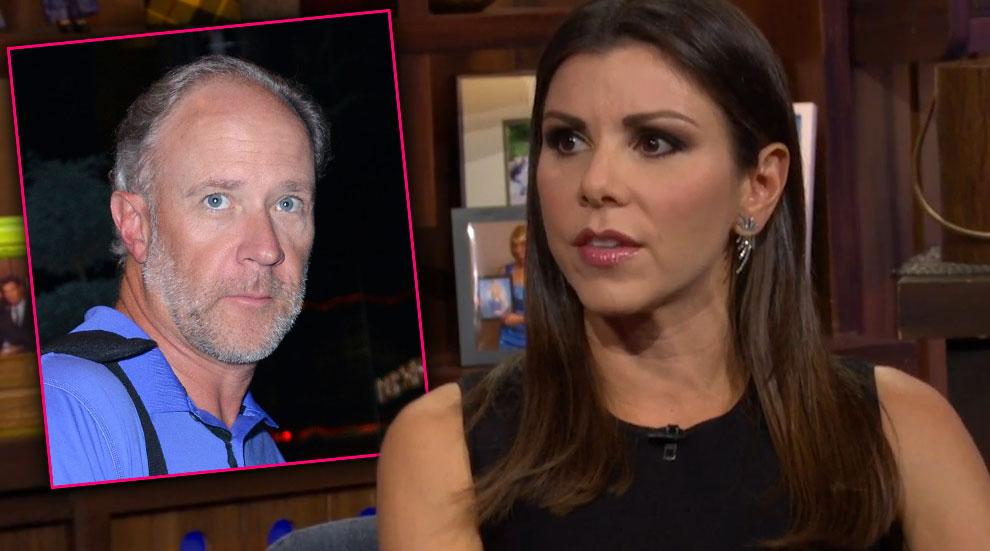 WWHL Heather Dubrow Brooks Ayers Cancer Medical Records