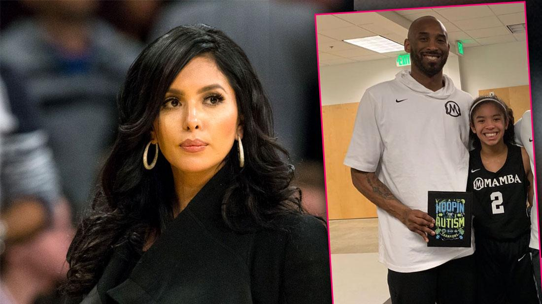 Vanessa Bryant Confesses She's 'Mad' She Didn't Share Kobe & Daughter's Tragic Fate