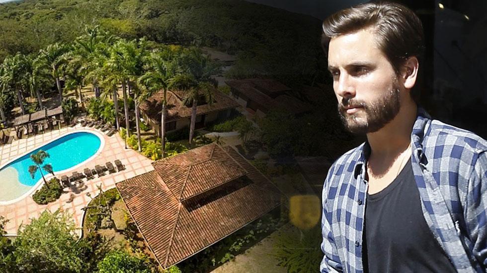 //scott disick speaks out costa rica rehab
