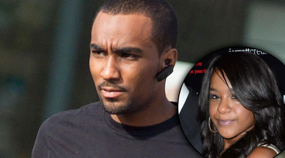 Nick Gordon First Tweet Bobbi Kristina Brown