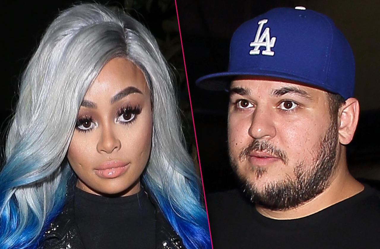 Rob Kardashian Vs. Blac Chyna Mega War Finally Addressed On 'KUWTK'