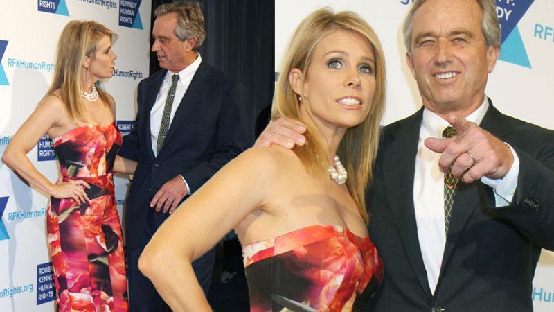 Cheryl Hines Crazy To Marry RFK Jr