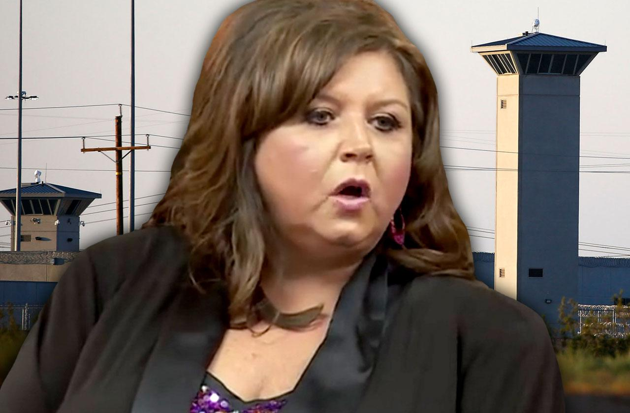 //Abby Lee Miller Prison Release Date pp