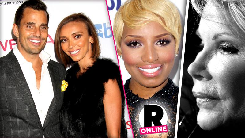 //bill guiliana rancic baby rumors nene leakes replace joan rivers fashion police pp sl