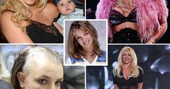 //britney spears through the years post