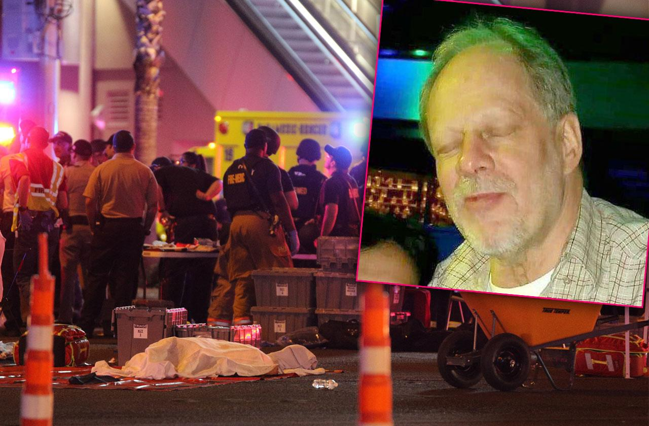 //las vegas shooting investigation closed no motive pp
