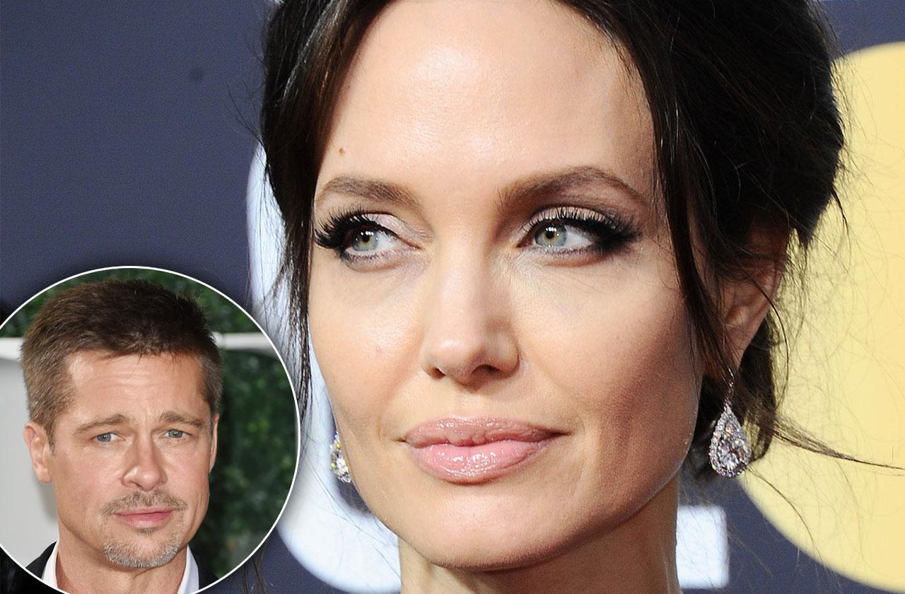 //Angelina Jolie Brad Pitt Not Enough Child Support pp