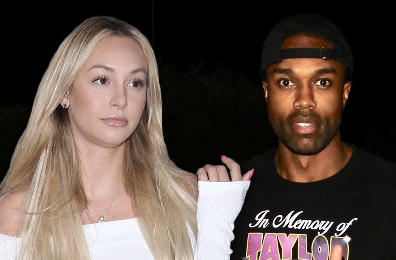 Corinne Olympios DeMario Jackson BIP Sex Assault Figh
