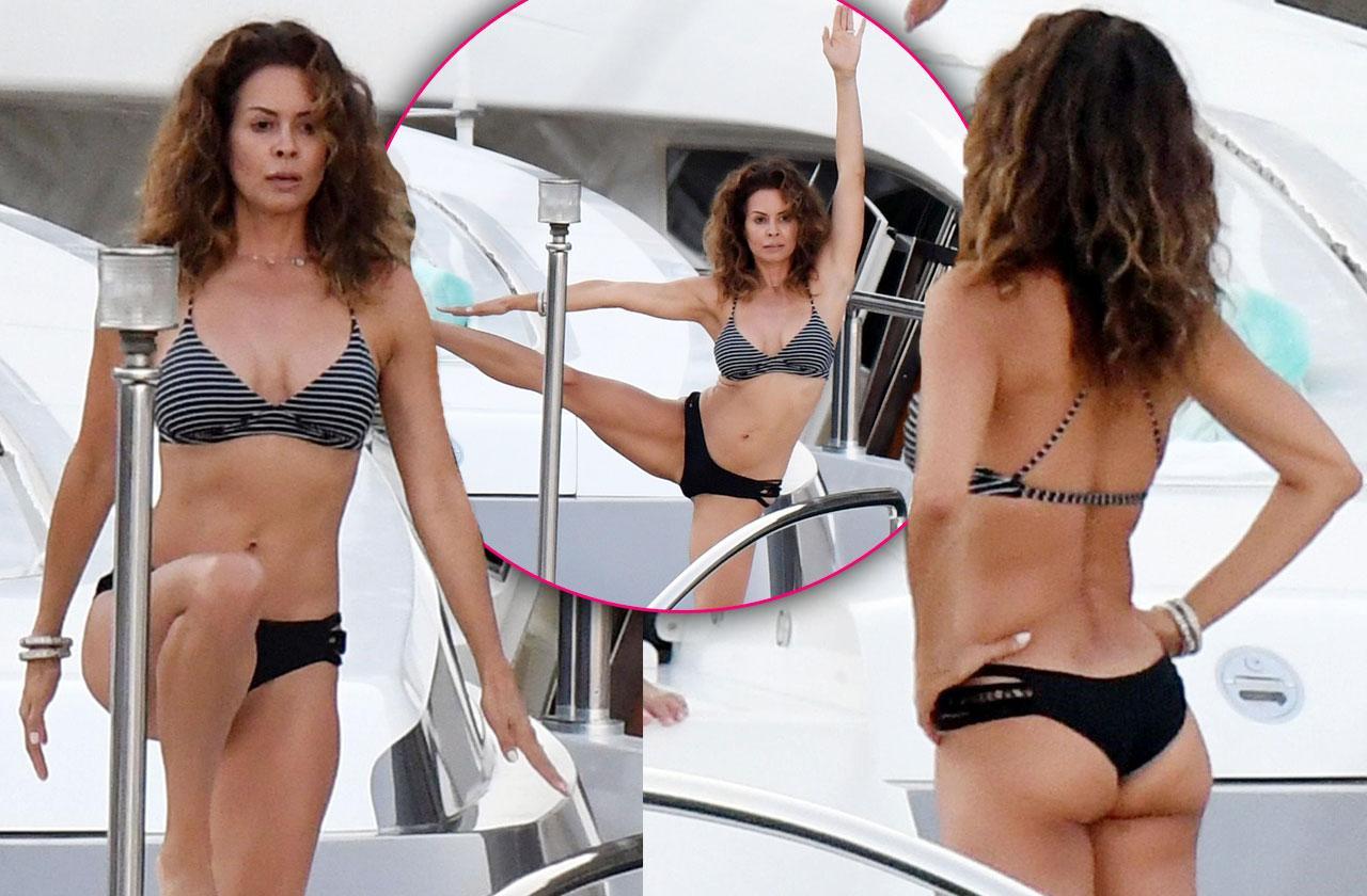 //brooke burke bikini beach body pics pp