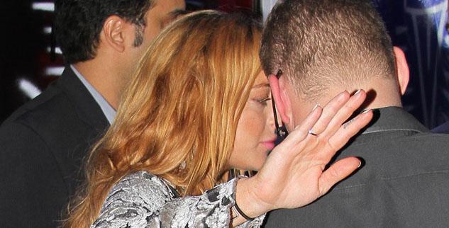 Lindsay Lohan tantrums miami