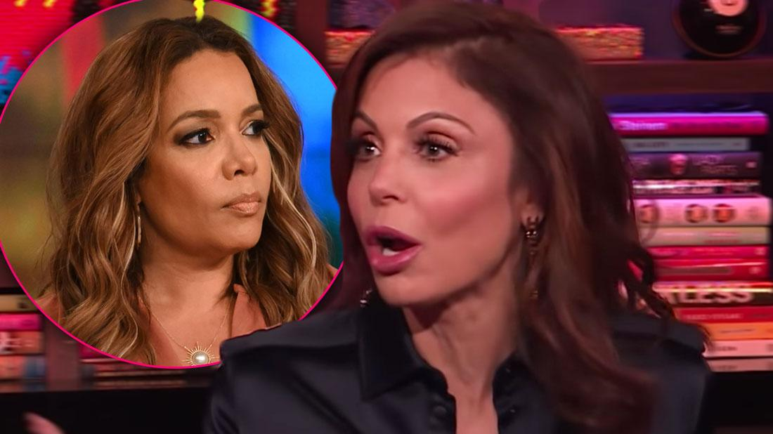 Bethenny Frankel Talks Feud With The View's Sunny Hostin