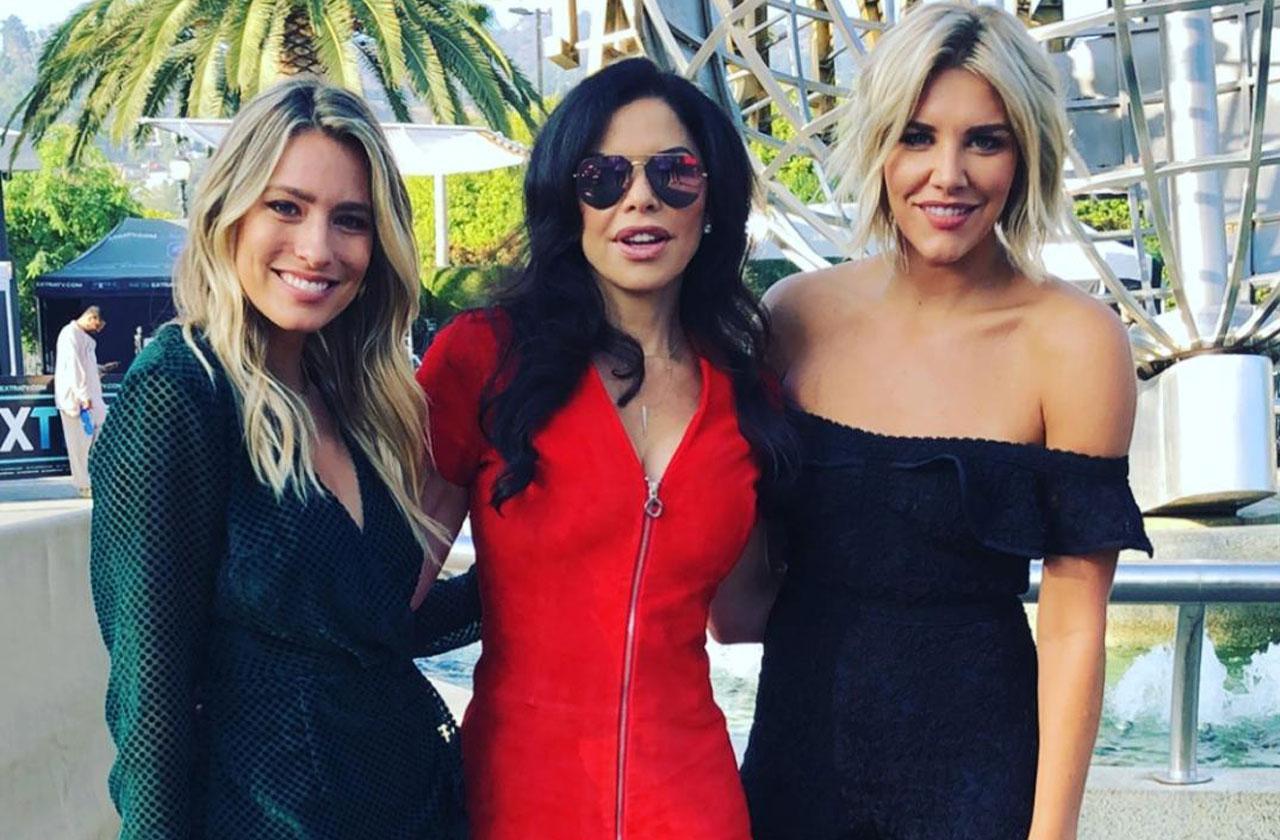 TV-Reunion-Emmy-Winner-Lauren-Sanchez-Returns-To-Host-'Extra'