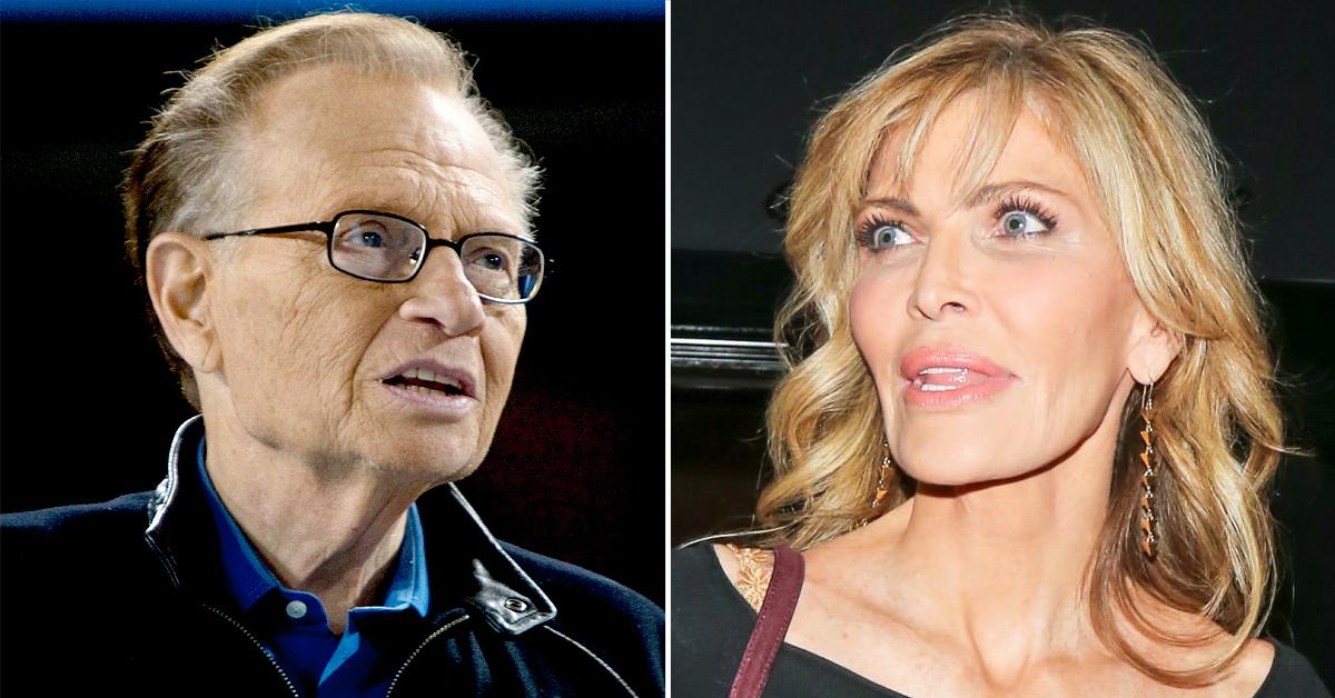 larry king widow shawn executor estate cut out will