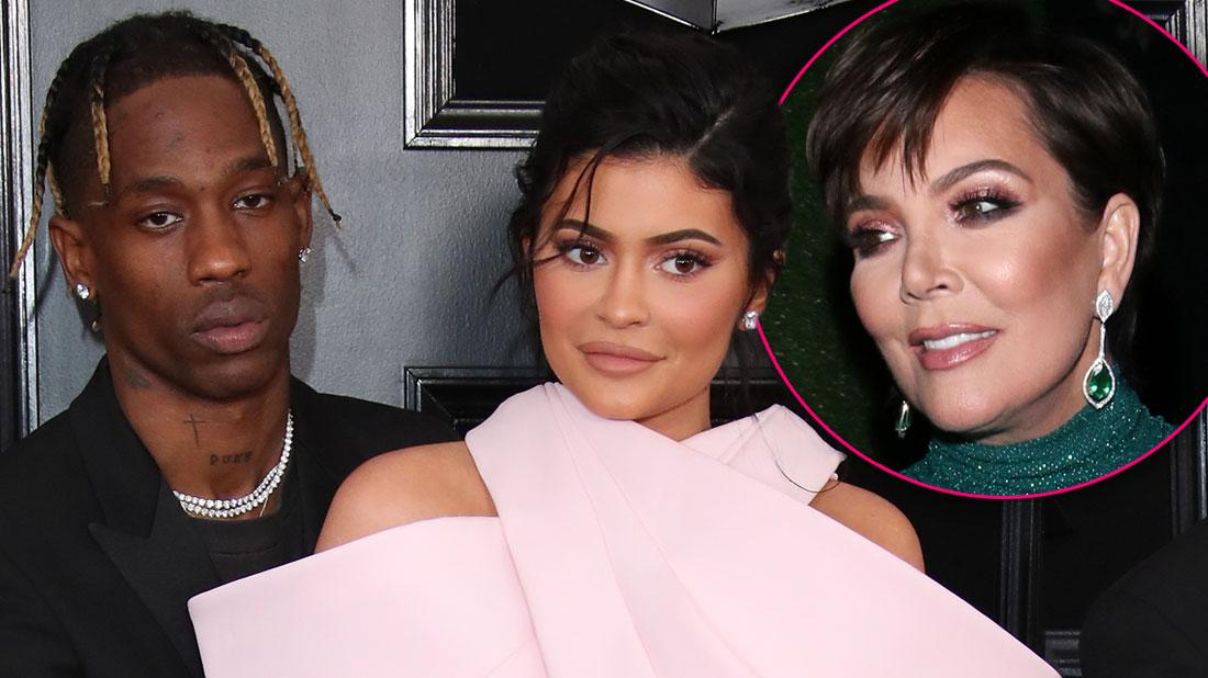 Kris Jenner Consults Lawyers To Protect Kylie's Billion-Dollar Fortune