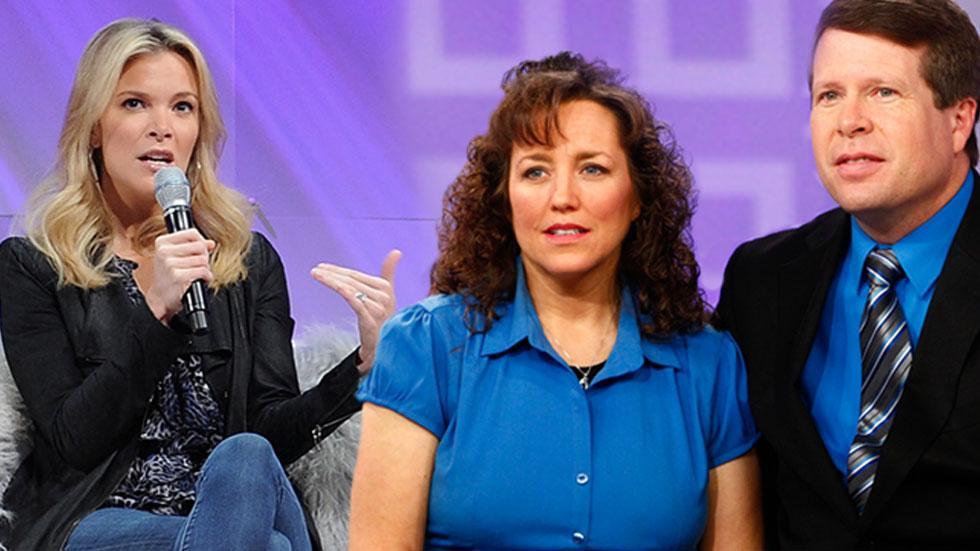 Duggar Parents Interview With Megyn Kelly Fox News