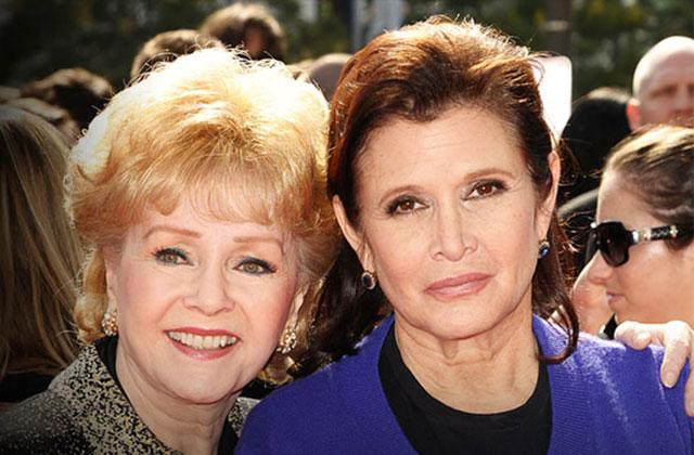 //carrie fisher debbie reynolds death certificate cause pp