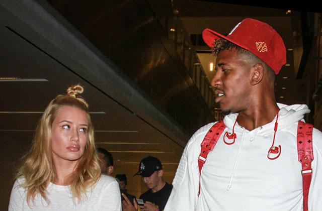 iggy azalea nick young cheating lie detector